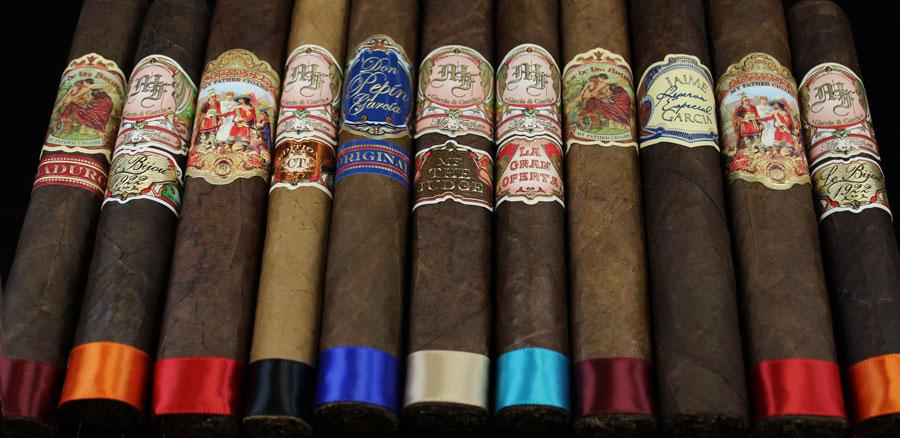 High quality cigars